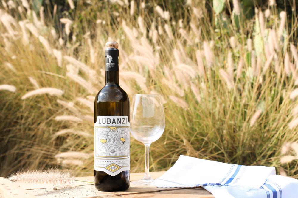 Lubanzi Wines - White Wine - Product Photography.jpg