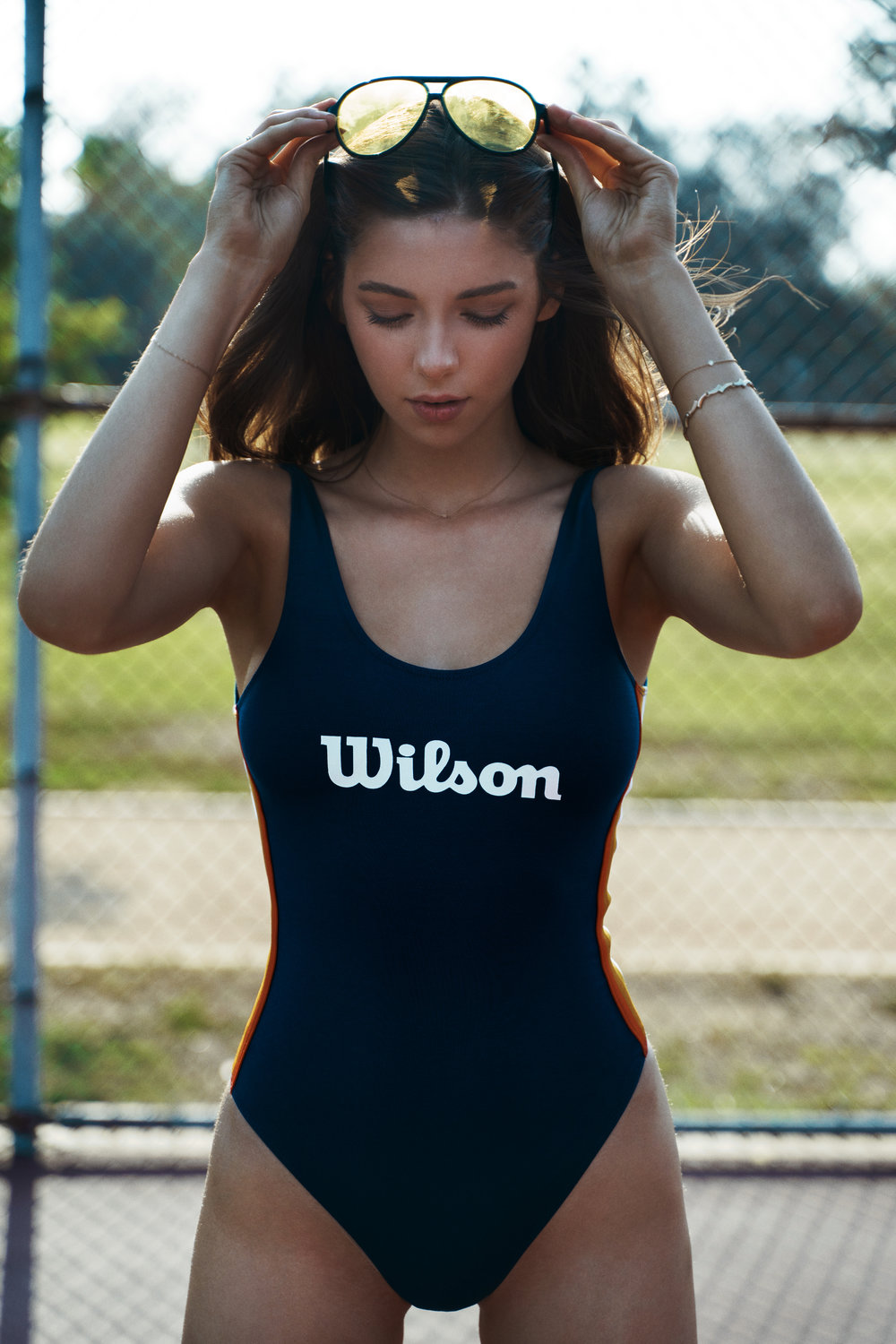 Tamron 28-75mm - Model in Bodysuit