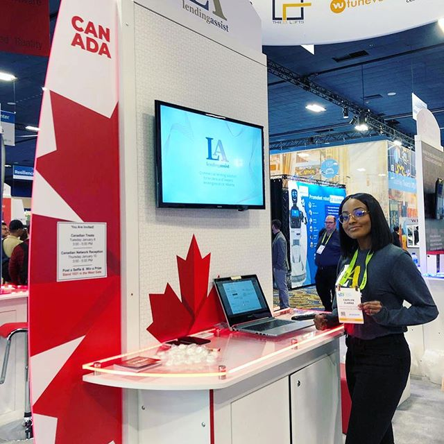 Even though we didn't make it there, it was great to be a part of #CES2019 by designing the booths for Tech West Canada – and supporting our fellow Western Canadians.