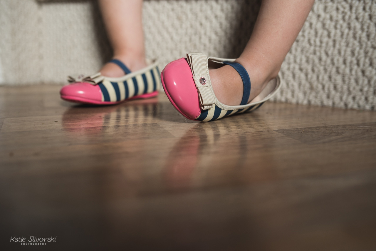 A photo of shoes