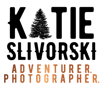 new logo for photographer showcasing Edmonton adventures