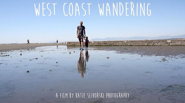 A #throwbackthursday post tonight of a #FamilyFilm I made of our road tip to Vancouver last summer.  A bit of driving, a bit of ocean, a bit of museum, and a whole lot of wishing I was on the beach tonight.  Check it out on the blog, link in profile.  And hey, a Family Film special is coming soon  #katieslivorskiphoto #yegvideographer #roadtrip #mountains #yvr #familytime #broughtthedog