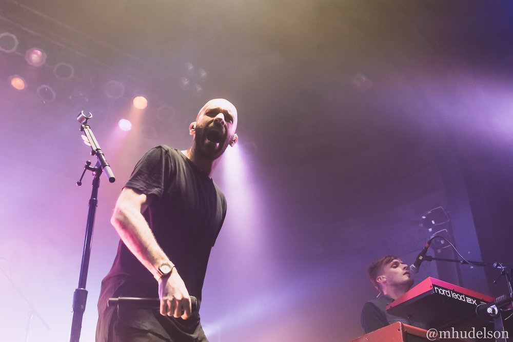 X Ambassadors / 4/9/16 / Newport Music Hall / Columbus, OH