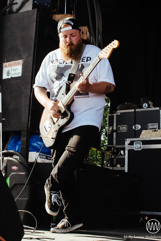 Have Mercy / 7/15/15 / Vans Warped Tour / Darien Center, NY