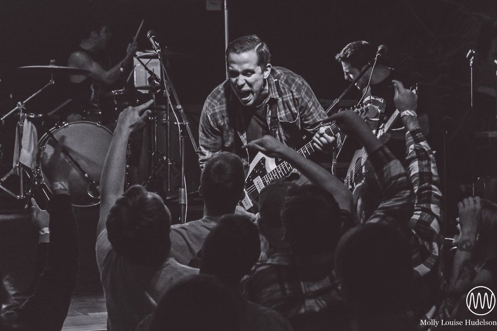 Pentimento / 10/31/15 / Voltage Lounge / Philadelphia, PA