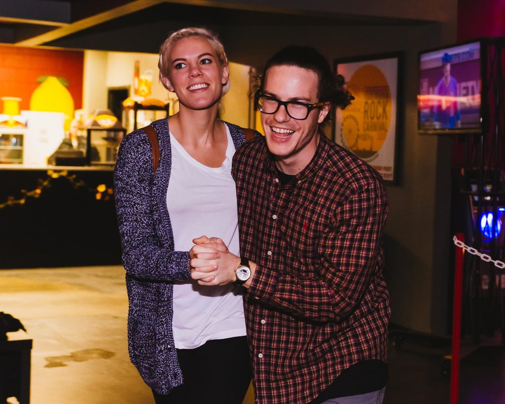 Tori and Collin of A Will Away / 11/1/15 / GameChanger World / Howell, NJ