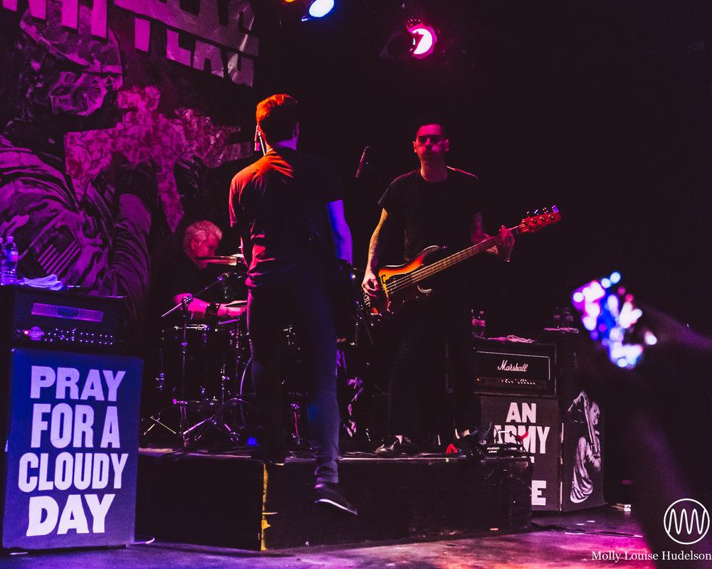 Anti-Flag / 2/20/16 / The Door / Dallas, TX