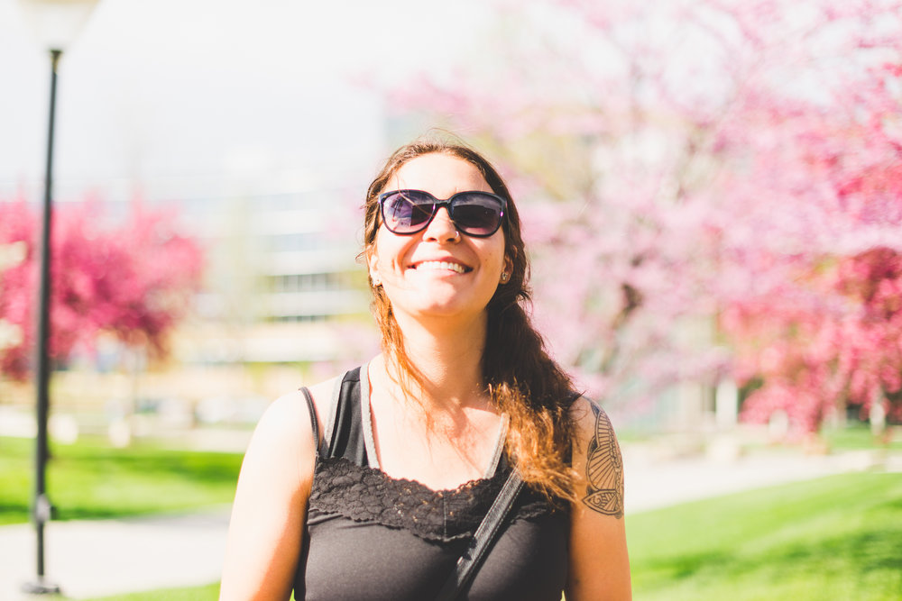 Hi Emily! / 4/21/16 / Des Moines, IA