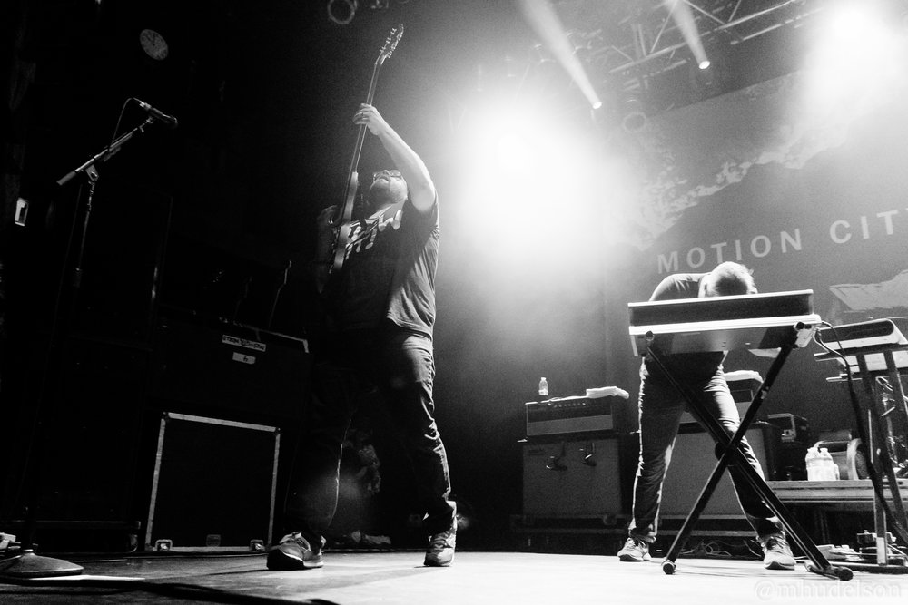 Motion City Soundtrack / 5/11/16 / House of Blues / Anaheim, CA