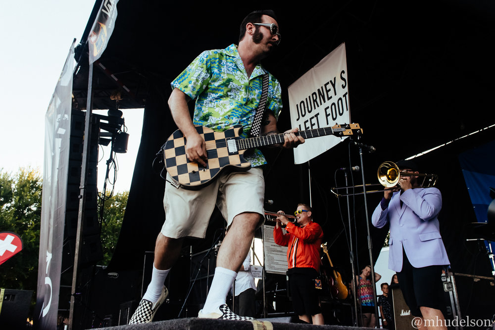 Reel Big Fish / 6/24/16 / Vans Warped Tour / Dallas, TX