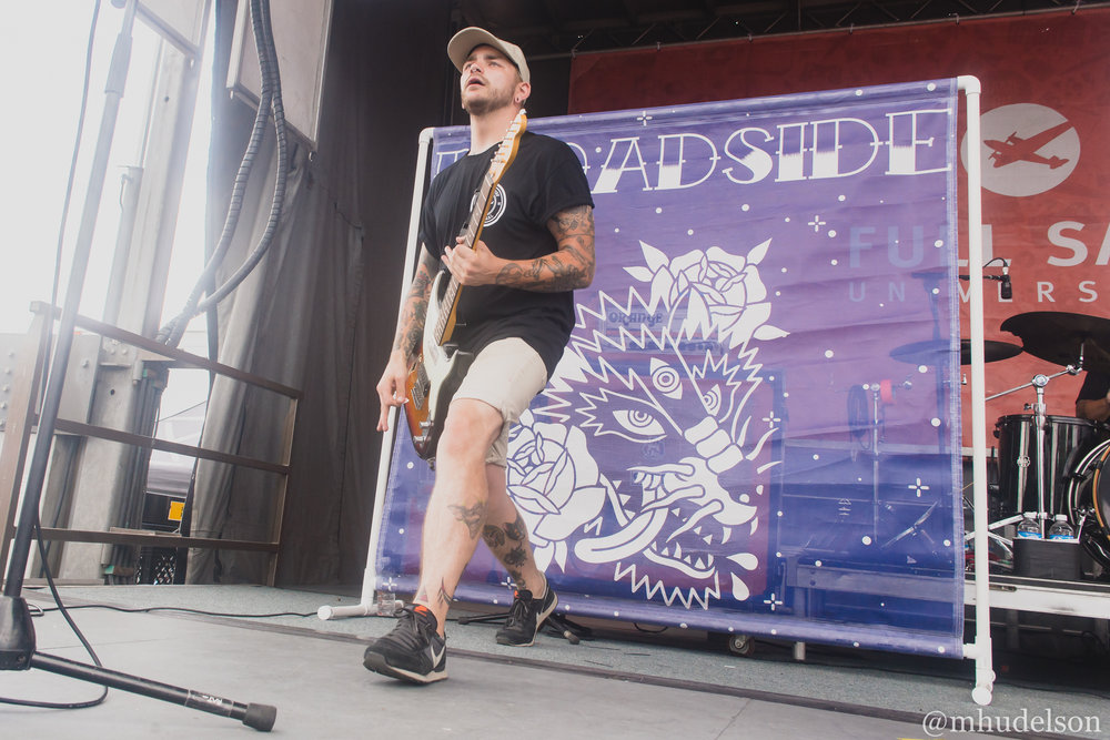 Broadside / 6/26/16 / Vans Warped Tour / Houston, TX