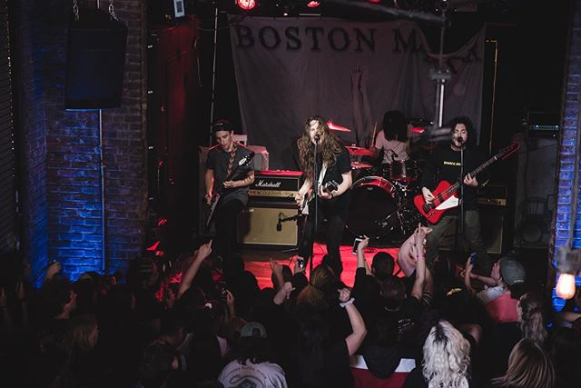 @homesafeil - shot for @musicmayhemmagazine, more photos coming soon on their site! 4/20/18 / @voltagephilly / Philadelphia, PA #homesafe #evermore #voltagelounge #philadelphia #concertphotography