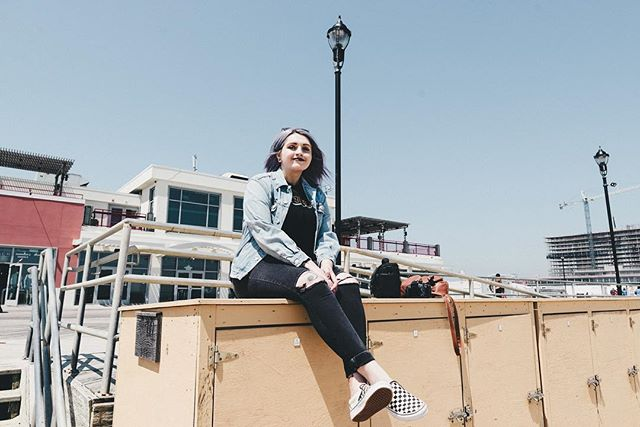 My friend @coffeemeoww came to visit last weekend and we explored Asbury Park a bit. Here's one photo - more soon!