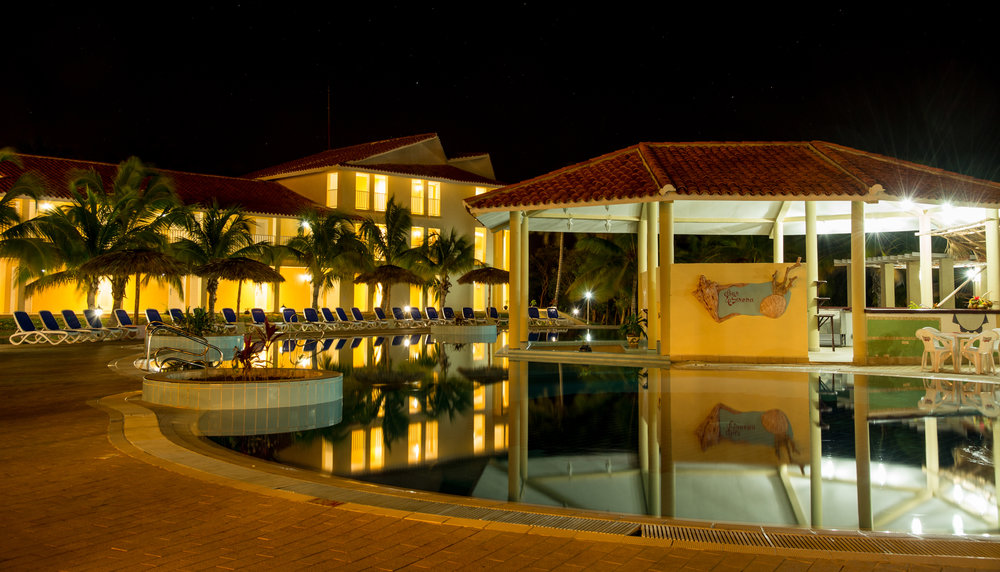 Cuba- Allegro/Naviti Resort Pool