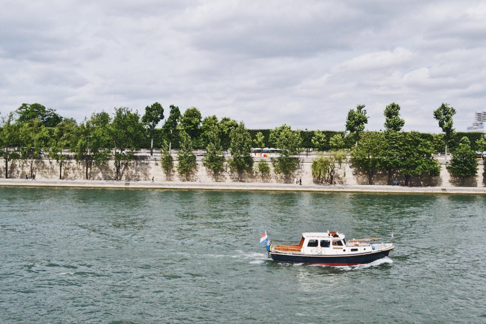 The Seine  Photography by @ketcher_f