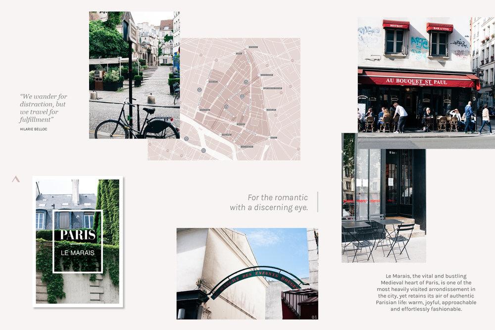 Paris—Le Marais