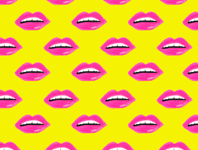 POP-ART LIPS