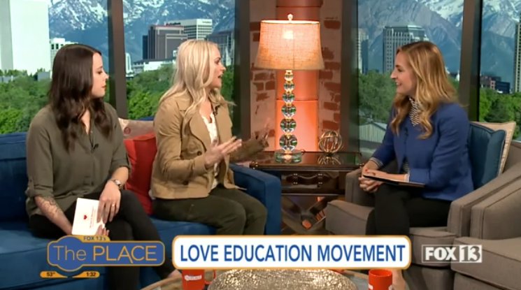 Candice Christiansen and Meg Martinez from the   LoveEd Movement   talk about the importance of educating teens about sex, love, and communication so they can have healthy views about intimacy.