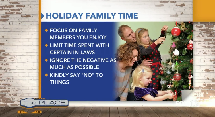 The holiday season is right around the corner, and with it comes family gathers. Here are tips on how to politely navigate uncomfortable situations.