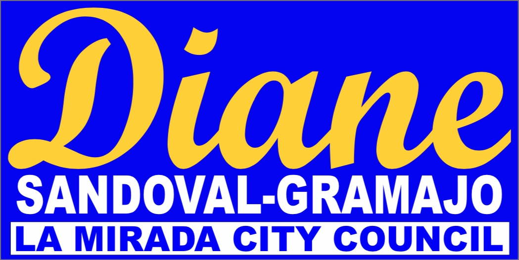Diane for La Mirada City Council District 1