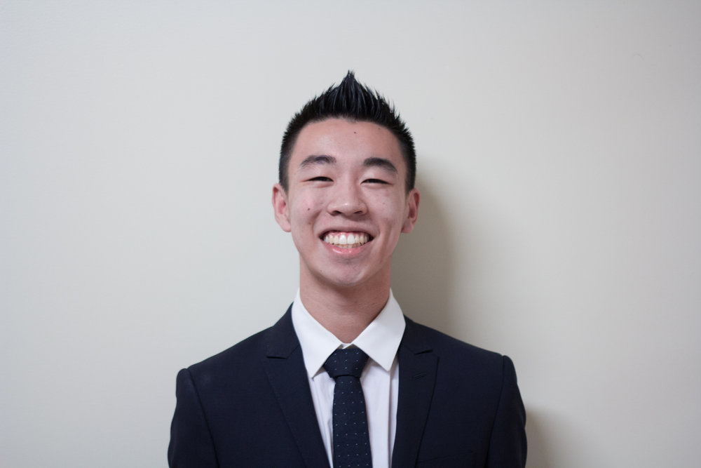Eric Zhu | VP Professionalism