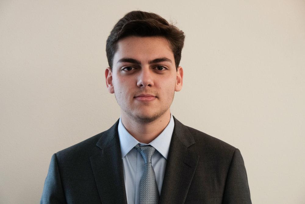 Grant Shagoury | VP Membership
