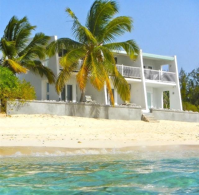 Aqua House Exterior