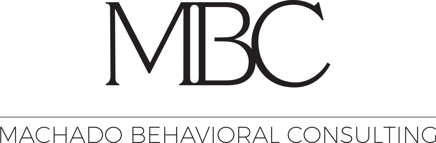 Machado Behavioral Consulting