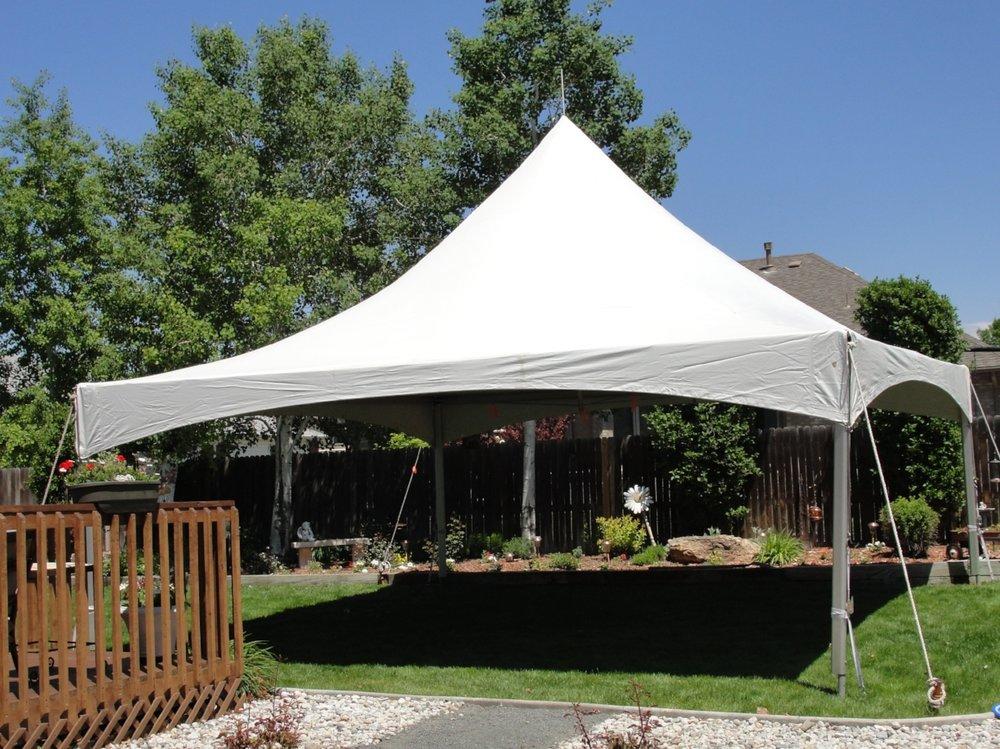 20 x 20 DIA Style Tent