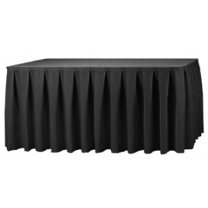 Rectangular Table Skirts