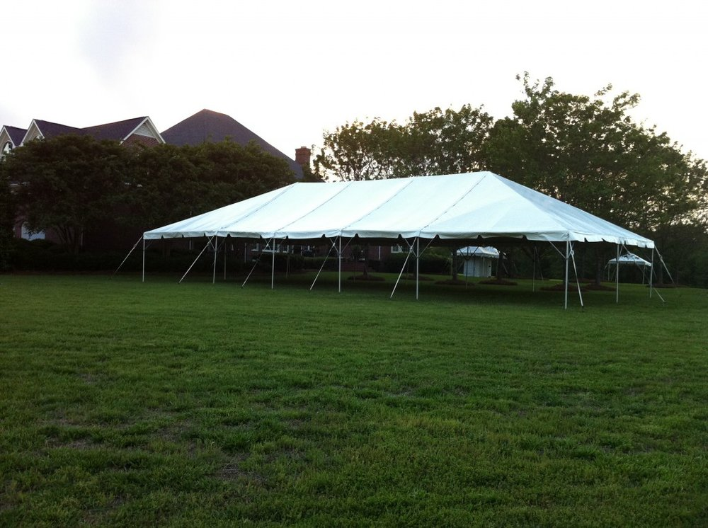 30' x 50' Frame Tent