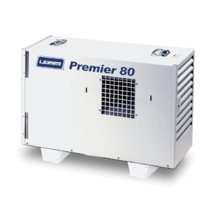 80,000 BTU Heater. 2000 Sq. Feet. Quiet, clean, and efficient.3.7 lbs/hr of propane  * Requires electricity