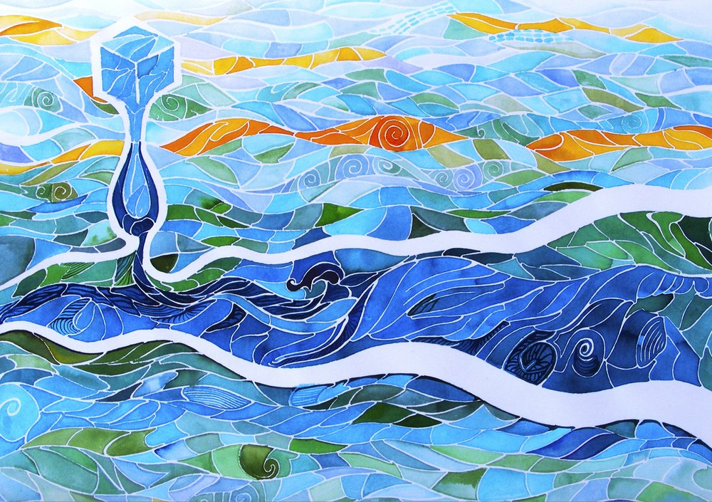 Painting by Shipra Gupta