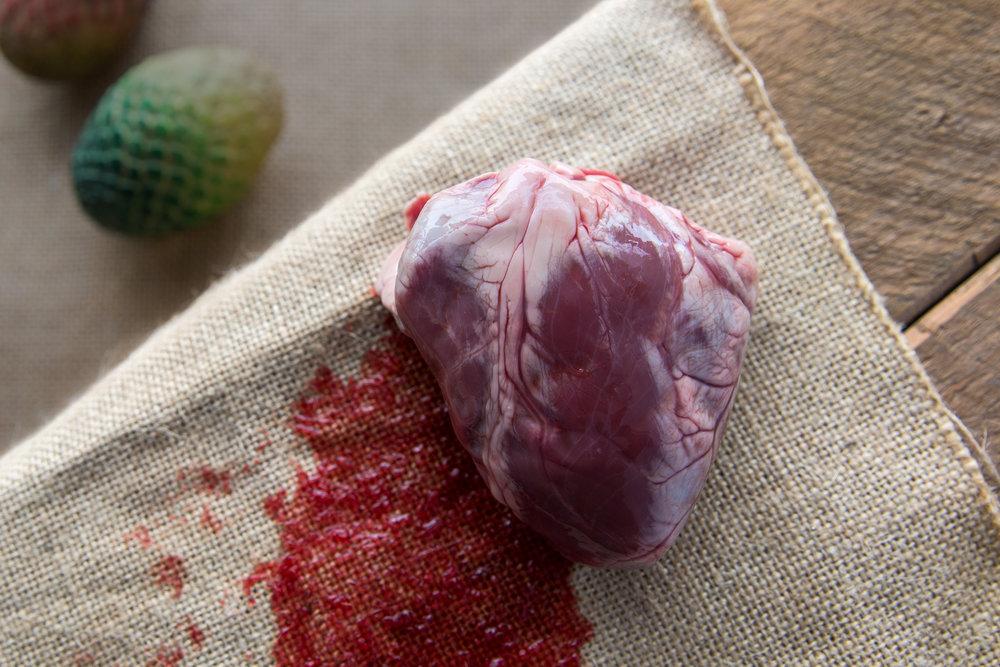 Dothraki heart eating ritual