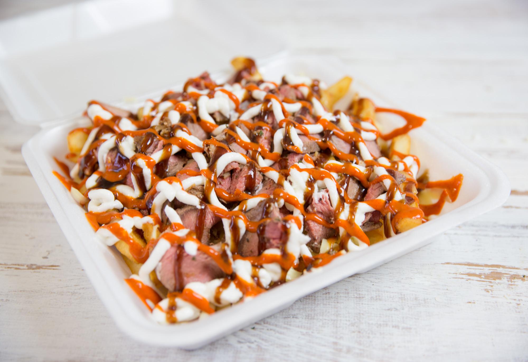 Make a halal snack pack at home tristan lutze food make a halal snack pack at home forumfinder Images