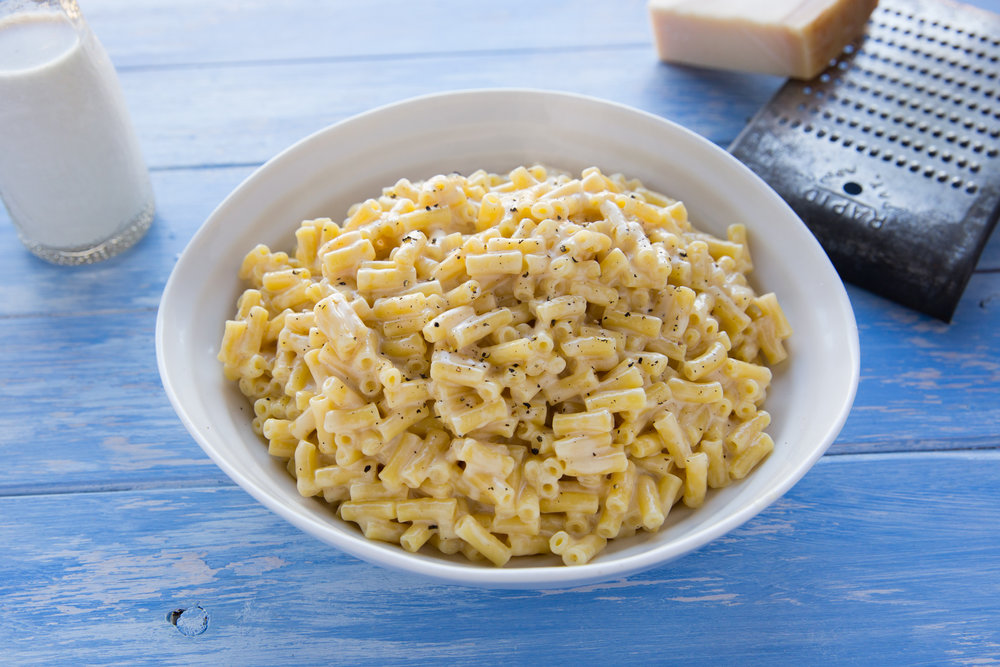 The original mac and cheese