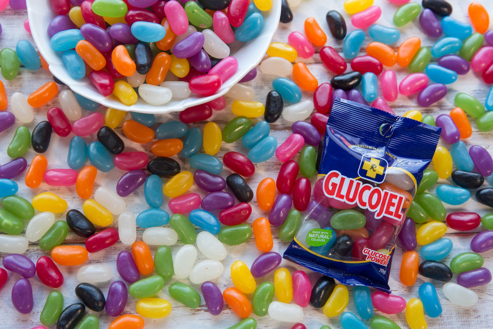 Glucojel jelly beans