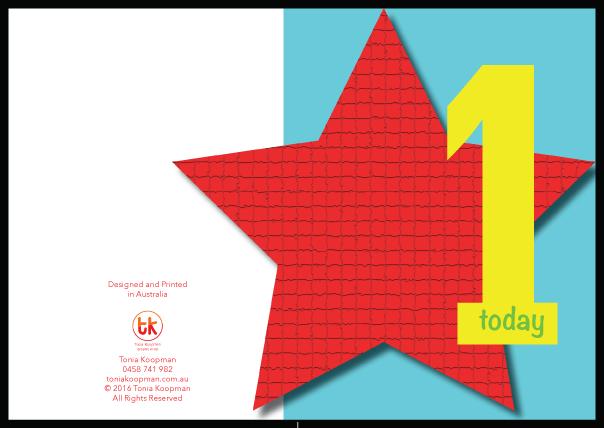 Tonia Koopman Age Birthday Cards For Kids