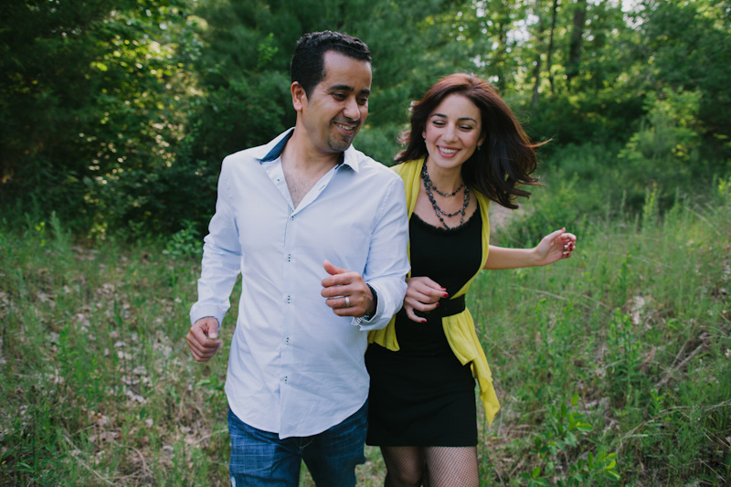 Grand Rapids Michigan Engagement Photographer - Rawan and Ossama-1