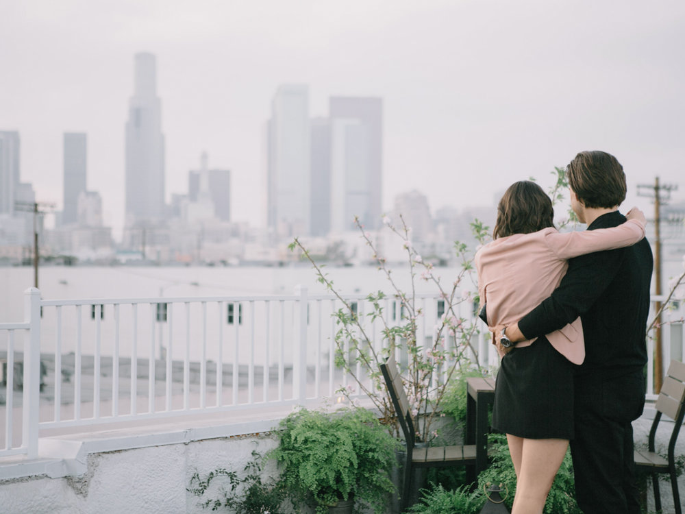 Los Angeles Skyline Proposal - For the Love of It - Haley and Joseph-007.jpg