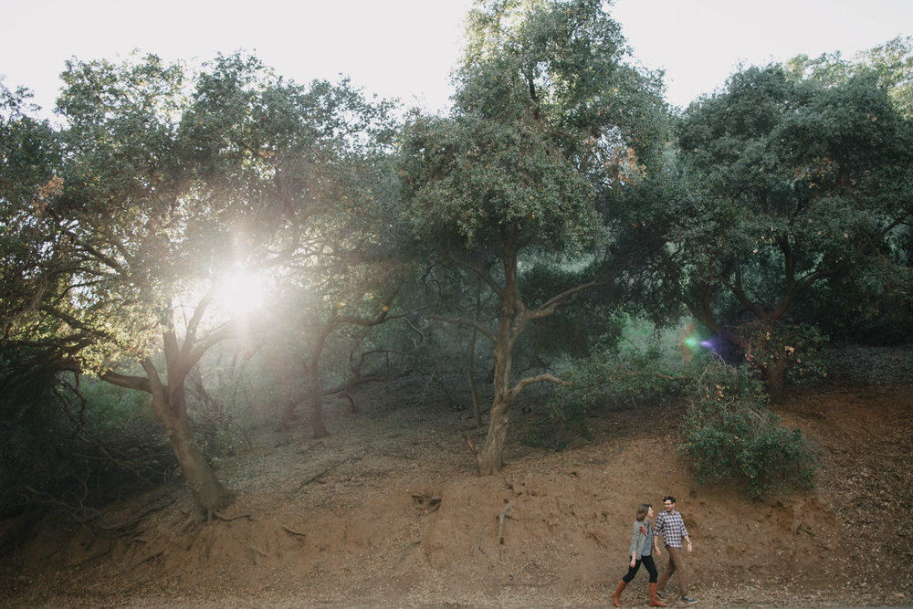 Griffith Park Observatory and Trails Cafe Los Angeles Engagement Session - Alison and Andrew-001-2.jpg