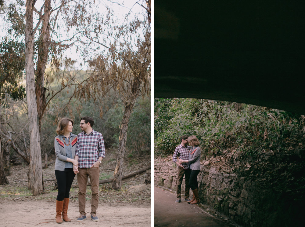 Griffith Park Observatory and Trails Cafe Los Angeles Engagement Session - Alison and Andrew-008.jpg