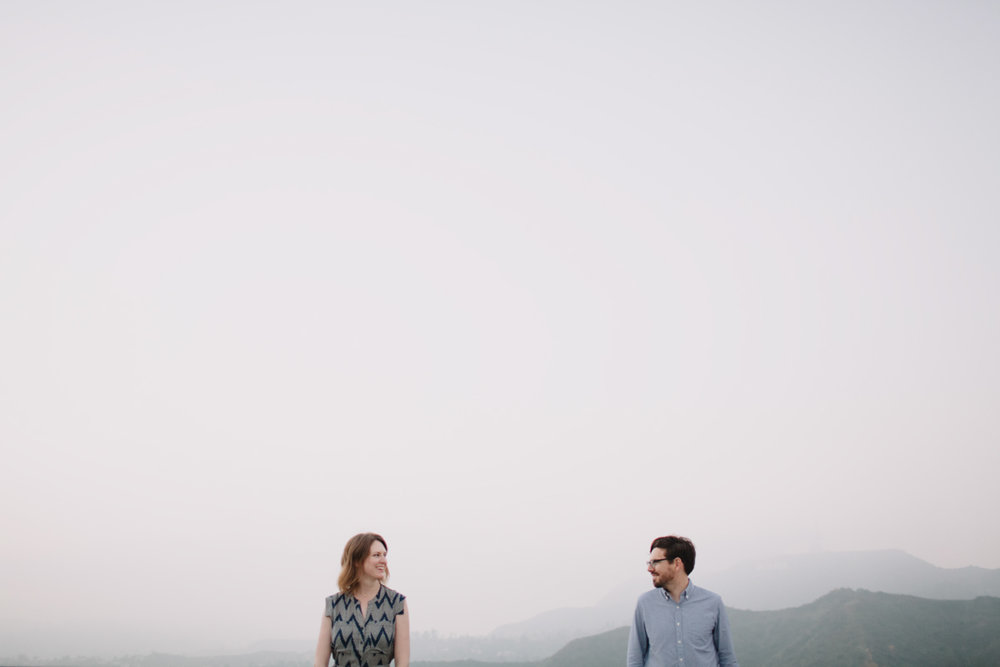 Griffith Park Observatory and Trails Cafe Los Angeles Engagement Session - Alison and Andrew-029.jpg