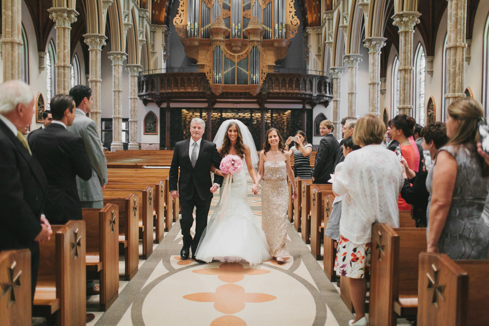 Holy Name Cathedral and Public Hotel Wedding Chicago Illinois - Kelly and Brian-008.jpg