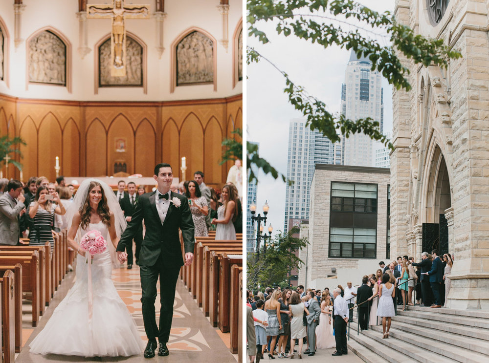 Holy Name Cathedral and Public Hotel Wedding Chicago Illinois - Kelly and Brian-011.jpg
