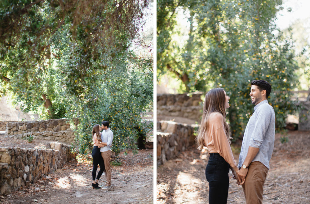 Griffith Park Los Angeles Engagement Session - For the Love of It-001.jpg