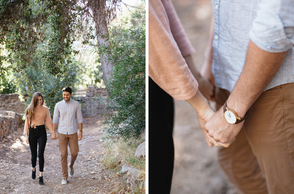 Griffith Park Los Angeles Engagement Session - For the Love of It-002.jpg