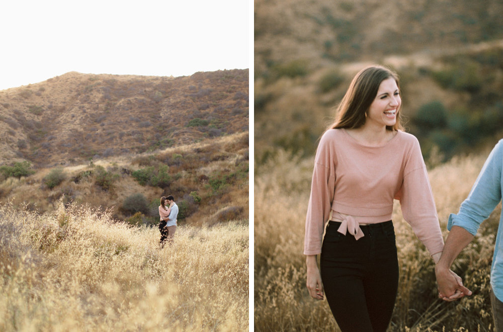 Griffith Park Los Angeles Engagement Session - For the Love of It-009.jpg