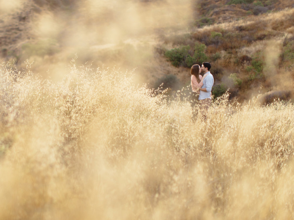 Griffith Park Los Angeles Engagement Session - For the Love of It-010.jpg
