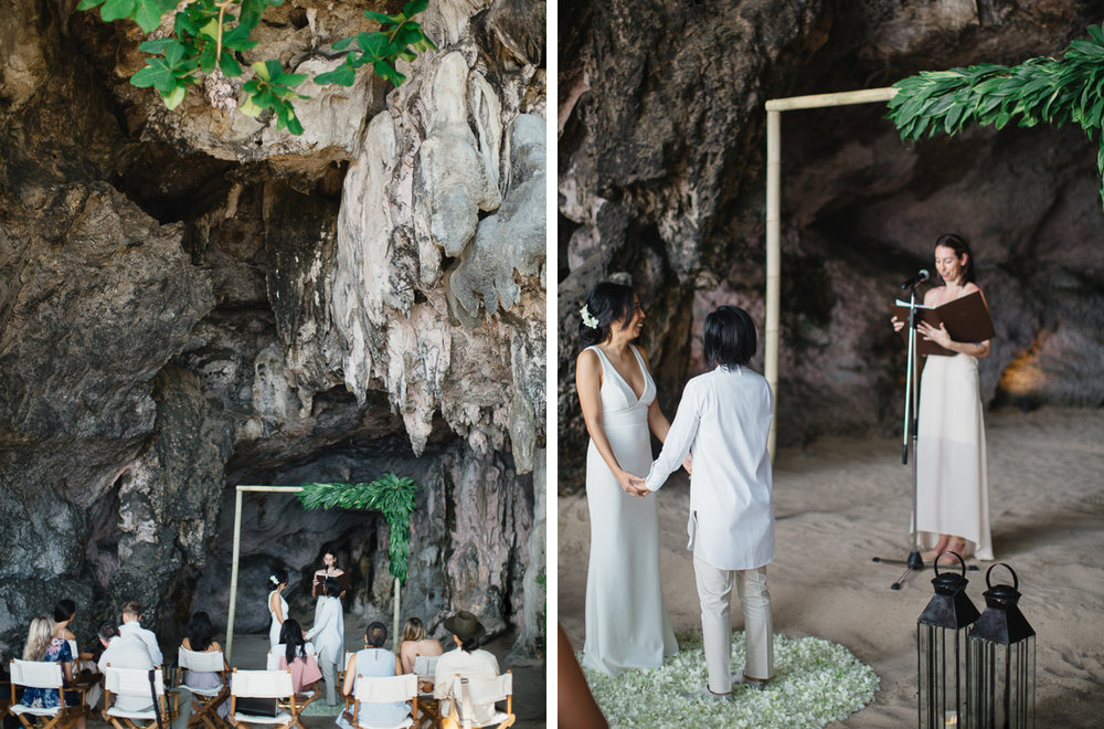 Railay Beach Rayavadee Krabi Thailand Wedding by For the Love of It-13.jpg